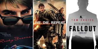 "The ""Top 5"" Tom Cruise Movies – FILM —– TV —– Sci-Fi"