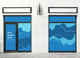 Opaque Vinyl Window Decals Best Price Urban Sign And Print
