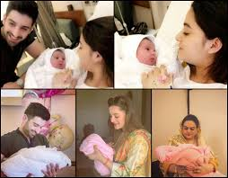 Check Exclusive Pictures Of Amal Muneeb Butt With Their Parents ...