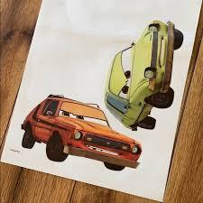 Toys Disney Pixar Kid Room Wall Decal Cars Poshmark