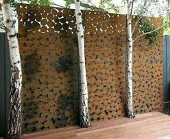 Garden Fence Art Inspiration Luxury Exterior Wall Art Metal Great Custom Sculptures Outdoor Patio In Exterior Wall Art Outdoor Wall Art Garden Fence Art
