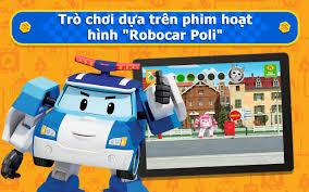 Robocar Poli: Giải cứu Thành Phố Game Cho bé Trai cho Android - Tải về APK