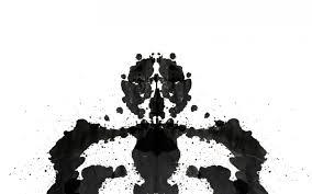 rorschach test wallpaper 42 images