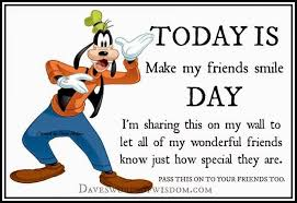 today is make my friends smile day pictures photos and images