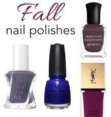 fall nail colors archives beautytidbits