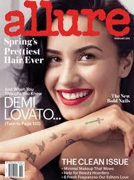 fashion magazine celebrity endort
