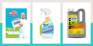 cleaners to leave your bathtub spotless