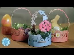 mini easter baskets martha stewart
