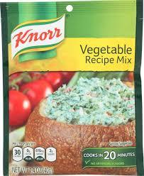 vegetable soup mix knorr direct eats