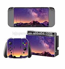 Pvc Skin Decal Sticker Protector For Nintendo Switch Console Joy Con Dock Skin Starry Star Vinyl Decals Sticker Cover Buy Skin Sticker For Nintendo Switch For Nintendo Switch Sticker For Nintendo Switch Vinyl Sticker