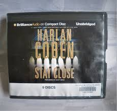 Pin By Book Resque Plus On Books Books And More Books Audio Books Harlan Coben Book Stay