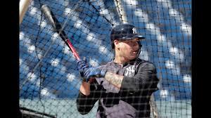 Yankees' Gary Sanchez takes spring training BP - YouTube