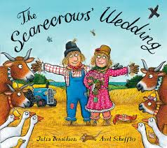 The Scarecrows' Wedding: Amazon.co.uk: Julia Donaldson, Axel ...