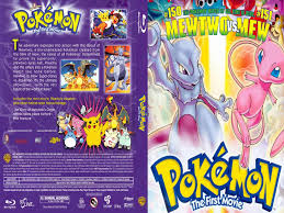 Pokemon The First Movie Bluray Old Full Movie Pokémon Photo Shared By  Klarika7