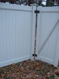 Removing A Section Of Vinyl Fence Doityourself Com Community Forums
