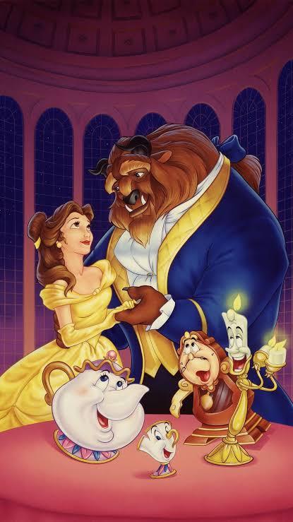 "Resultado de imagen para beauty and the beast 1991"""