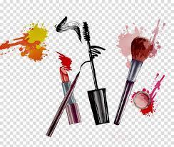 makeup brush clipart cosmetics