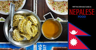 nepalese food and drink
