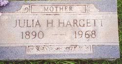 Julia Josephine Hemby Hargett (1890-1968) - Find A Grave Memorial