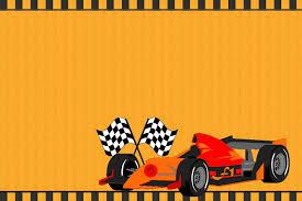 Imprimibles De Formula 1 Ideas Y Material Gratis Para Fiestas Y