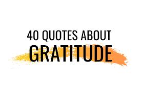 quotes about gratitude success