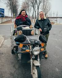 "Adam Liaw on Twitter: ""This is my mum and stepdad on #DestinationFlavour  tonight. They've been running facilities helping disabled children in China  for nearly 25 years now. A few years ago they"