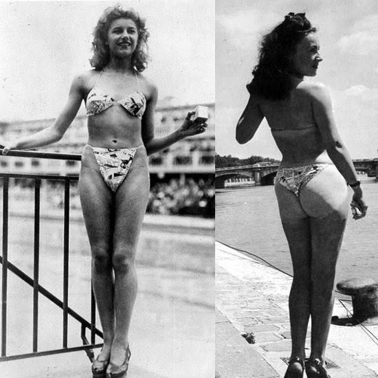 Sejarah unik pakaian Bikini mulai dari dituduh Sumber dosa hingga Simbol wanita
