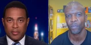 Don Lemon Spars With Terry Crews Over Black Lives Matter Tweets | BET