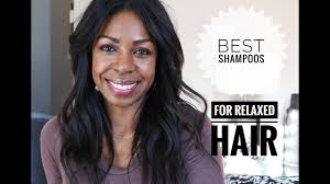 best shoos for relaxed hair style