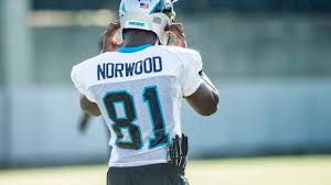 Kevin Norwood in action
