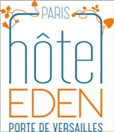 Hotel Eden Paris – Site Officiel - Hotel Porte de Versailles Paris