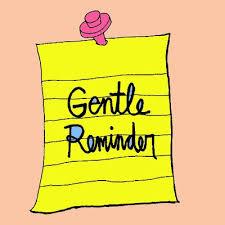 Gentle Reminder (@genremrecs) | Twitter