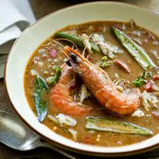 Quick Seafood and Chicken Sausage Gumbo ...