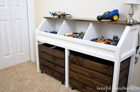 12 free toy box plans that you can