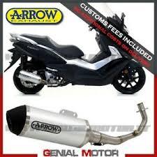 arrow urban aluminium sym cruisym 125