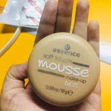 soft touch mousse make up matt ivory