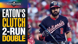 Adam Eaton comes up with CLUTCH 2-run double to lead Nationals to ...