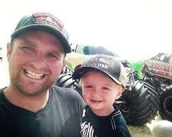 Grave Digger: The Legend driver Adam Anderson talks monster trucks ...