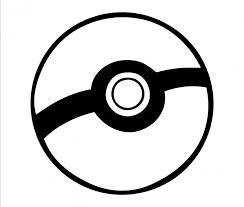 Pokemon Pokeball Decal