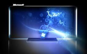 widescreen windows monitor wallpaper