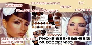 bridal makeup artist houston