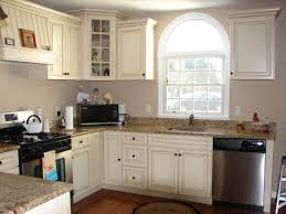 grey kitchen walls cream colored