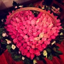 بوكيه ورد كبير اجمل هدية بوكية ورد حبيبي