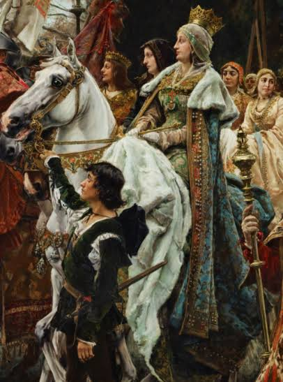 Image result for queen isabella""