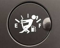 Gas Cap Decal Etsy