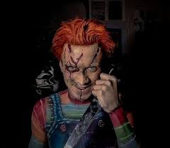 chucky makeup cosplay amino