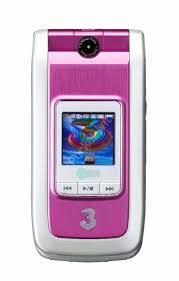 LG U880 mobile phone