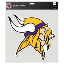 Minnesota Vikings Car Decals Vikings Bumper Stickers Decals Fanatics