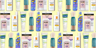 the top 20 sunscreens