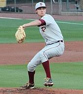 Luke Weaver (baseball) - Wikipedia